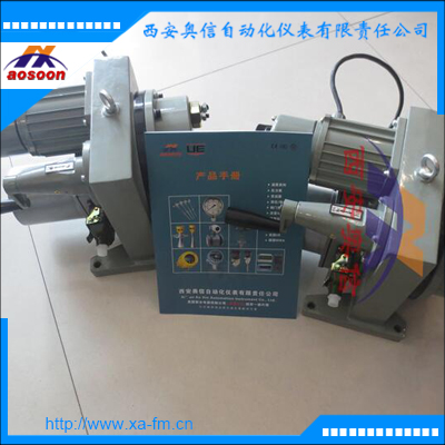 DKJ-210电动执行器机构 ZKJ-210角行程执行器