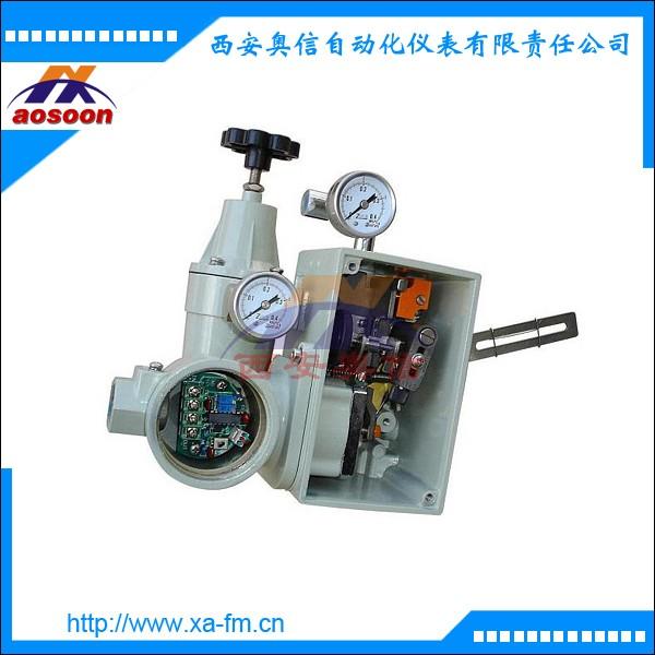 HEP-16电气阀门定位器 HEP-16-PTM带反馈装置