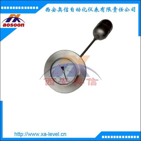 UQZ油罐指针式液位计 UQZ-2-0002指针式浮球液位计