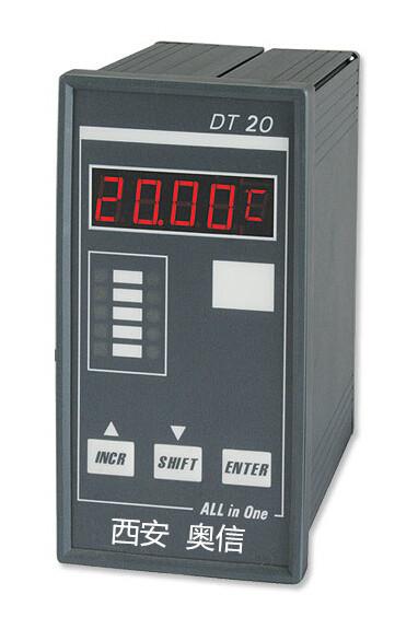智能温控仪 DT20-10B通用数显仪 温控仪 竖表