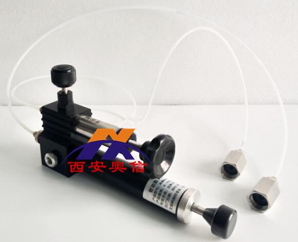 仪表校验压力泵AXYJ-B002 便携式压力泵