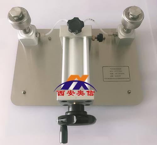 台式微调泵 AXYJ-Q06微压气体压力校验台