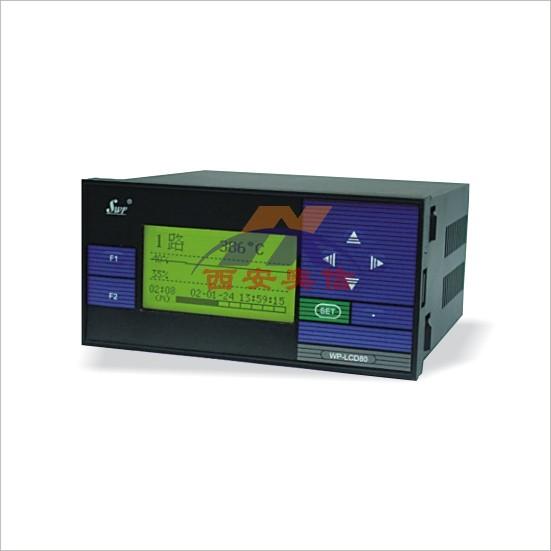 SWP-LCD-R小型单色无纸记录仪 SWP-LCD-R8203液晶显示记录仪