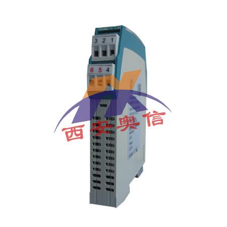 导轨式智能温度变送器NHR-X32 虹润仪表NHR-X32-Y-14/14-0/0-A