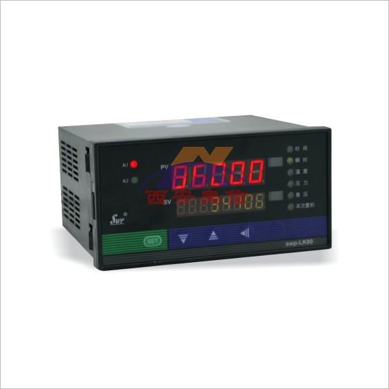 香港昌晖SWP-LK802-02-AAG-HL-2P蒸汽温压补偿流量积算仪