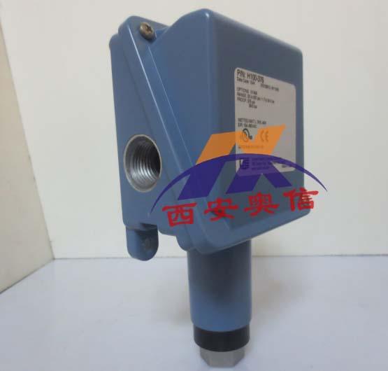 焊接316L不锈钢波纹管压力开关H100-358美国UE压力开关H100-358-1010 DPDT不锈钢开关