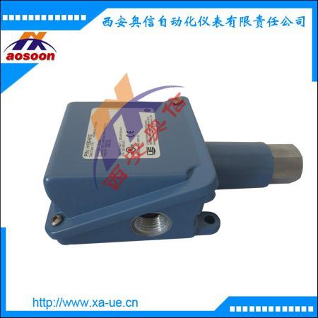 焊接316L不锈钢波纹管压力开关H100-610美国UE压力开关H100-610-1010 DPDT不锈钢活塞压力开关