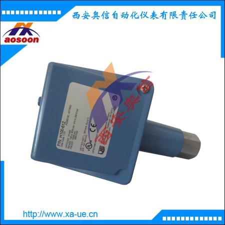 303不锈钢活塞压力开关H100-612液压油压力控制器 美国UE开关销售