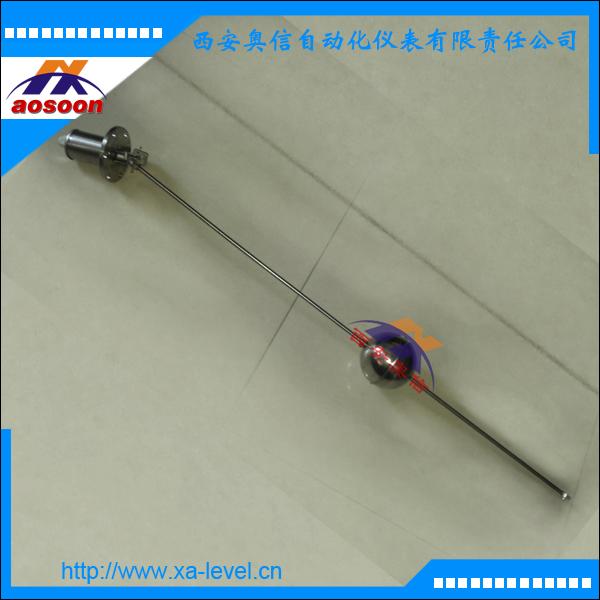 UQK-03顶装液位控制器 UQK不锈钢浮球液位控制器