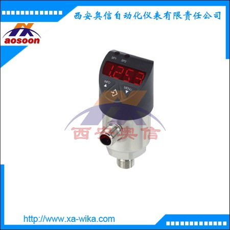 PSD-30-O-EG410德国wika电子式压力开关压力控制器