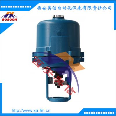 381LXA直行程电子式执行器 防爆电动执行器381LXA-20