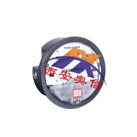 2000-750pa辽宁抚顺美国Dwyer机械表盘式差压表2000-1000pa现货