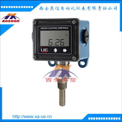 新疆美国UE电子温度开关1GSWLL-THC美国UE插入电子温度开关原装进口